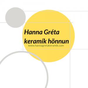 Hanna Gréta keramík